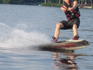 Wake Up >> Wakeboarding or Wakesurfing on Lake Windermere
